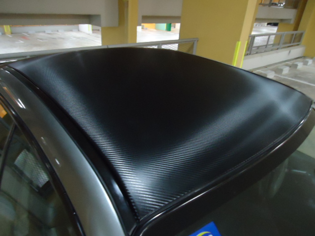 Roof(Impreza) -Semi-Gloss CF