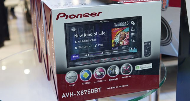 Pioneer HeadUnit Player