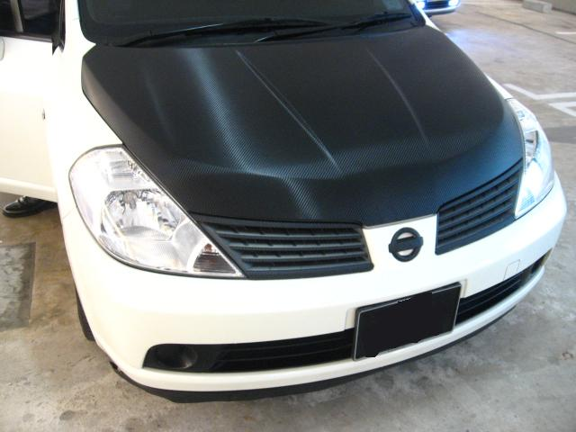 Bonnet (Nissian Latio) -Semi Gloss CF