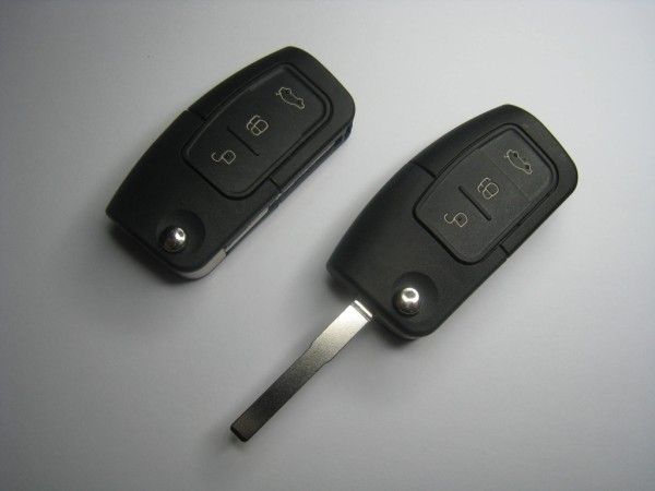 Car Key Total Lost Recovery System