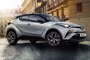 Toyota CHR Accessories
